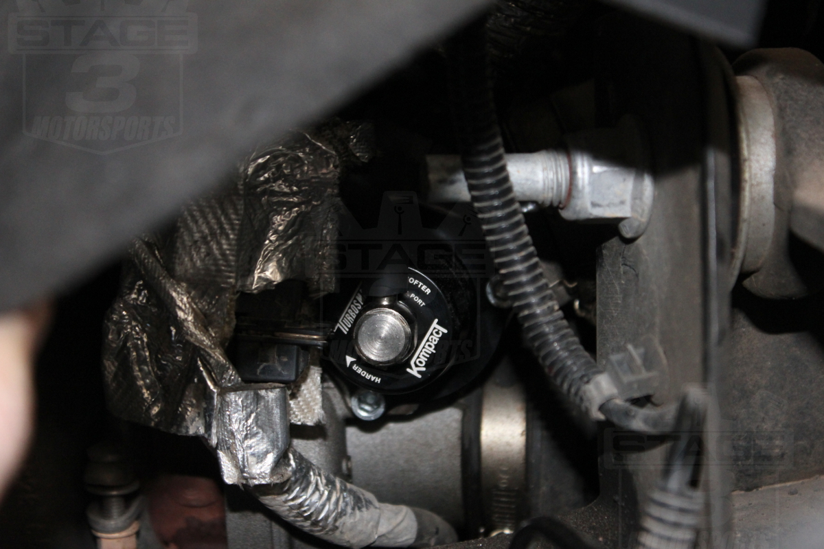 2011-2012 F150 EcoBoost TurboSmart Kompact Blow Off Valve