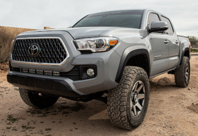 Stage 3's 2018 Toyota Tacoma TRD Project Truck