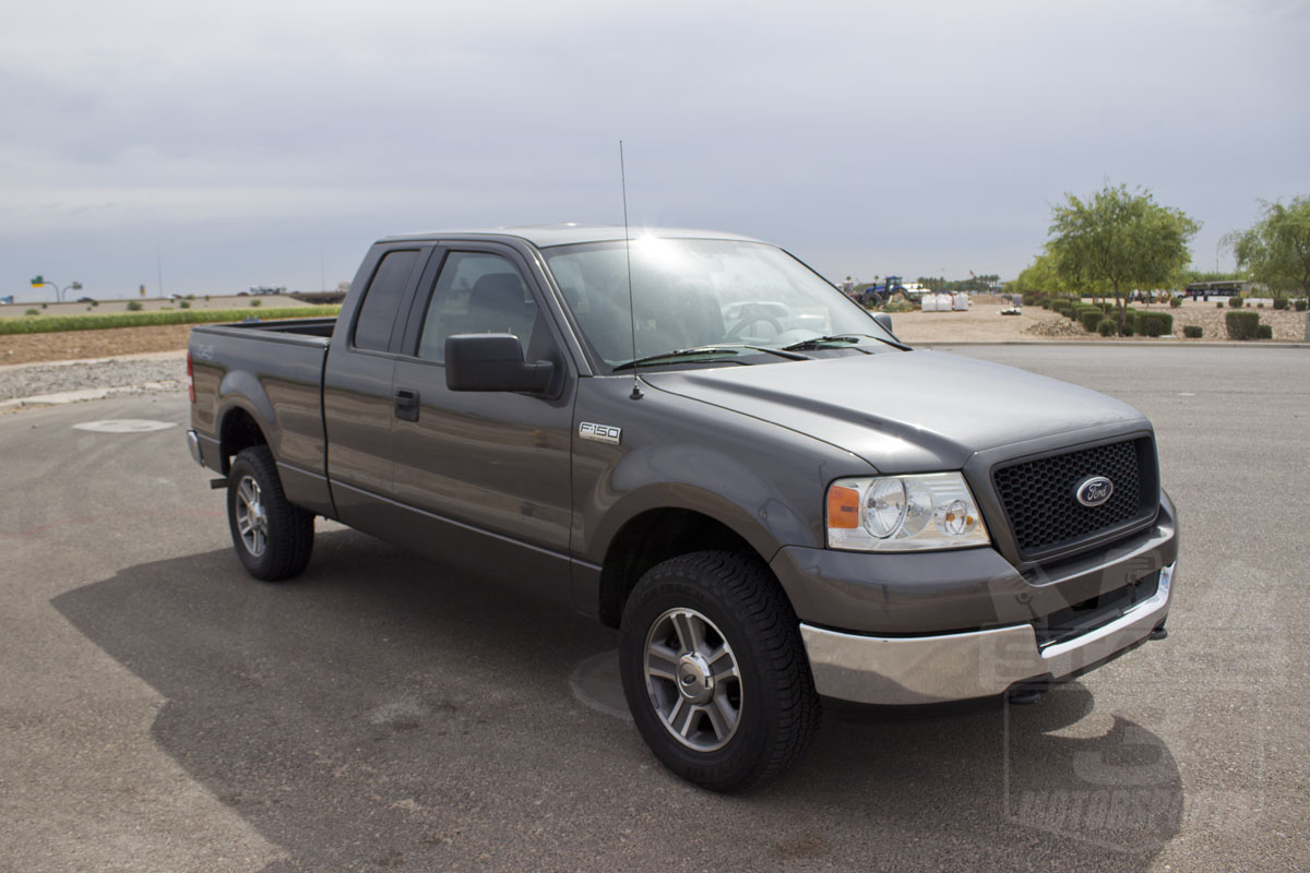 Stage 3s 2005 f150 supercab 5 4l project truck