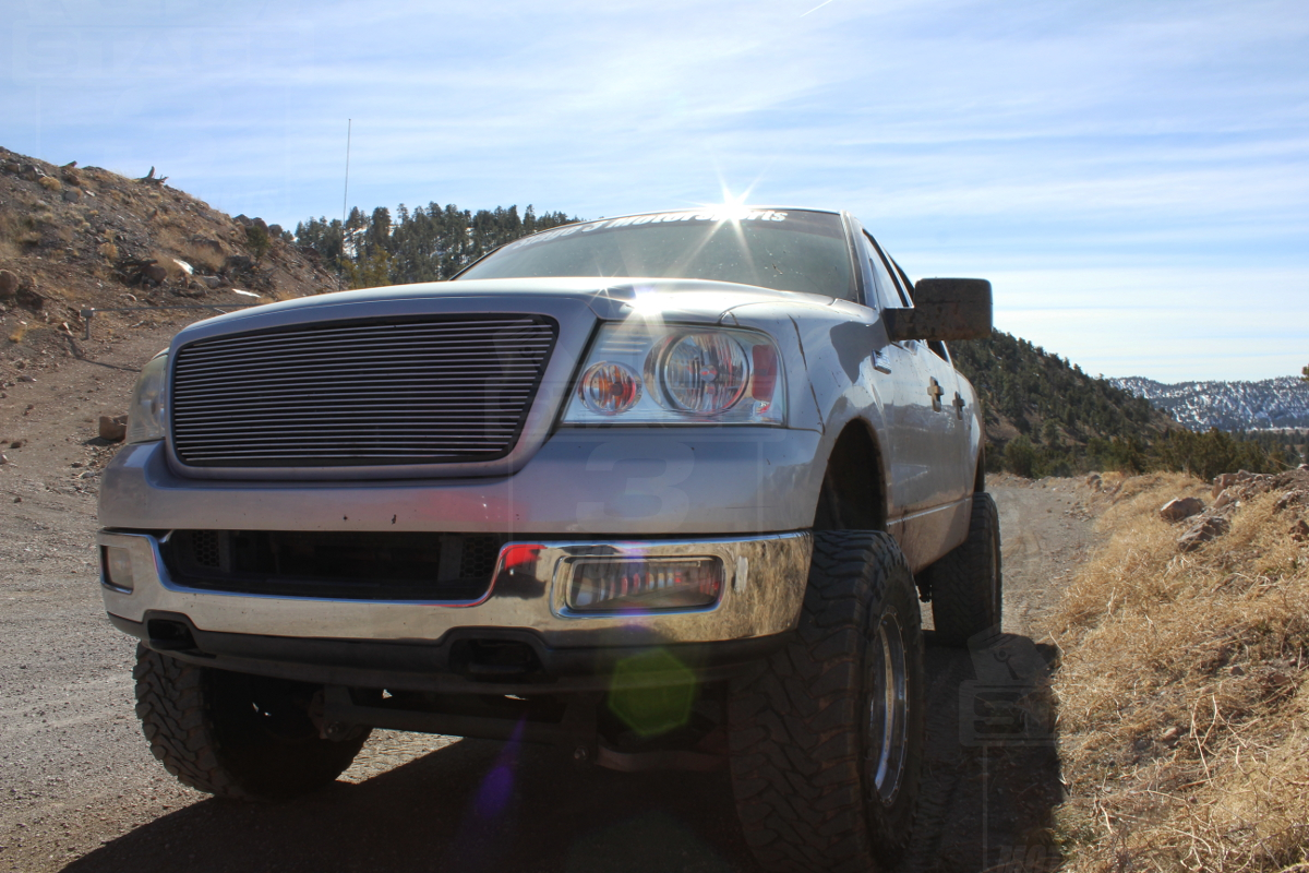 2004 F150 5.4L Project Truck