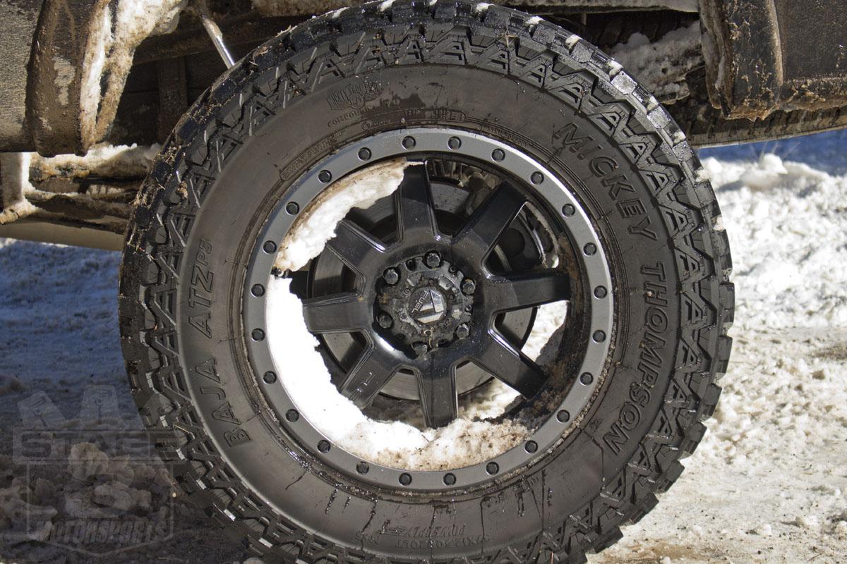 37x12 50r20lt Mickey Thompson Baja Atz P3 Radial Tire Mt