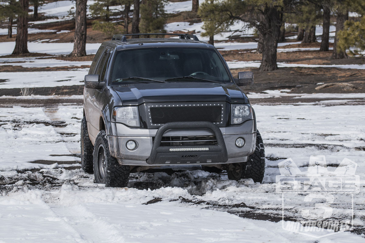 Stage 3's 2012 Expedition 5.4L Project Truck