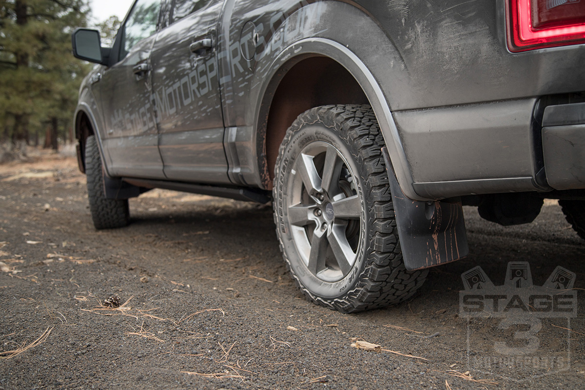 Stage 3 S 2015 F150 2 7l Ecoboost Project Truck S Leveling