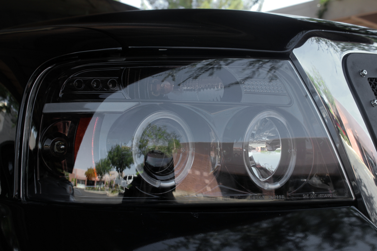Install Guide 2004 2008 F150 Recon Headlights on our 2007