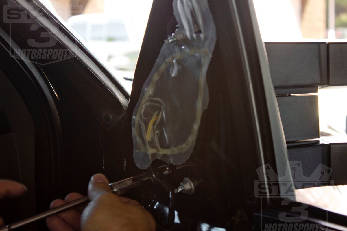 Install Guide 2007 2014 F150 Tow Mirrors With Puddle Lights On Our Fuse Box Diagram Trailer