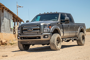 Stage 3's 2011 F350 Project Truck Accessories