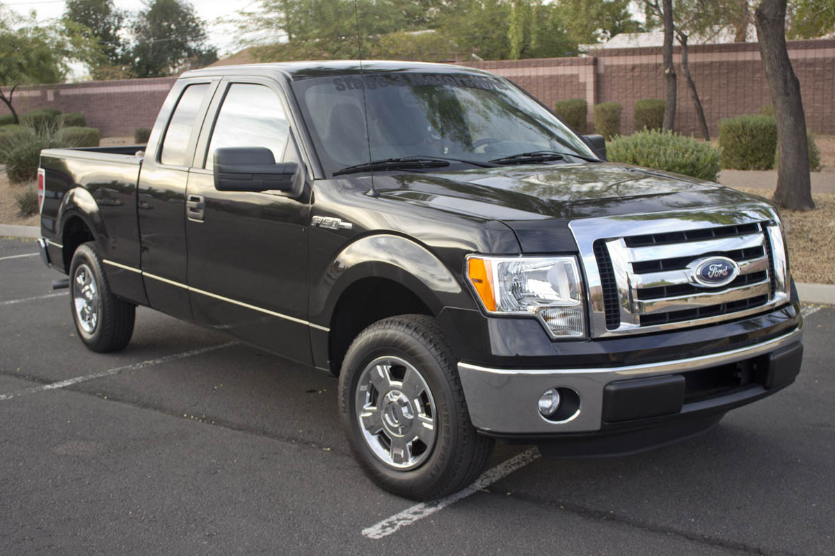 Stage 3s 2012 f150 3 7l 2wd project truck