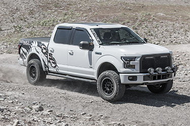 Stage 3's 2015 F150 EcoBoost XLT Project Truck Engine Upgrades
