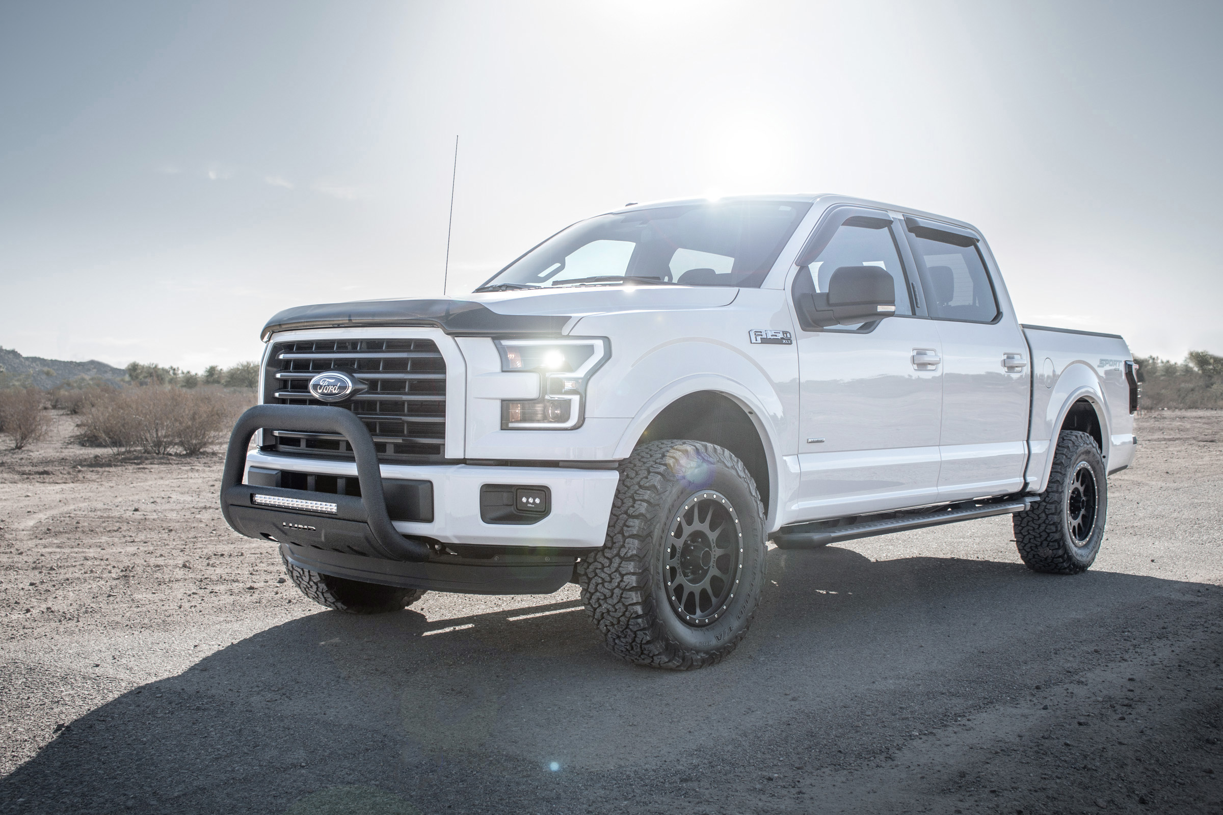 Stage 3 s 2015 F150 3 5L EcoBoost XLT Project s Leveling Wheels