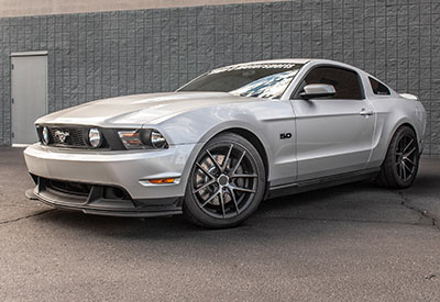 Stage 3's 2012 Mustang GT 5.0L Project Car