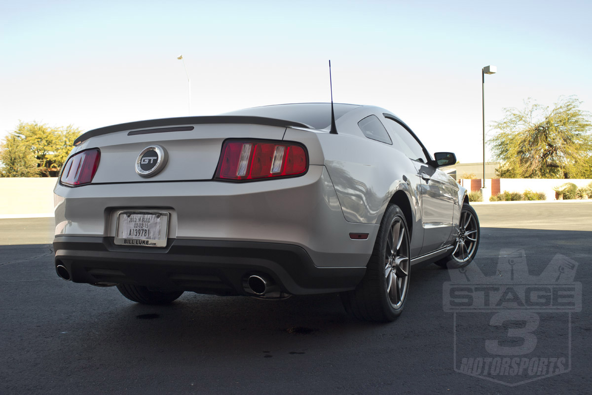 Stage 3's 2012 Mustang GT 5.0L Build Step Two