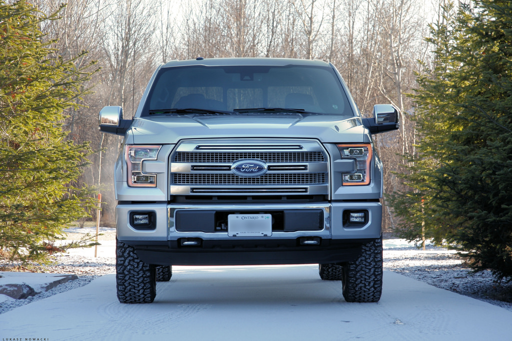 3 Inch Lift Kit For Ford F150 >> A Gorgeous 2015 F150 5.0L Platinum with Suspension Mods!
