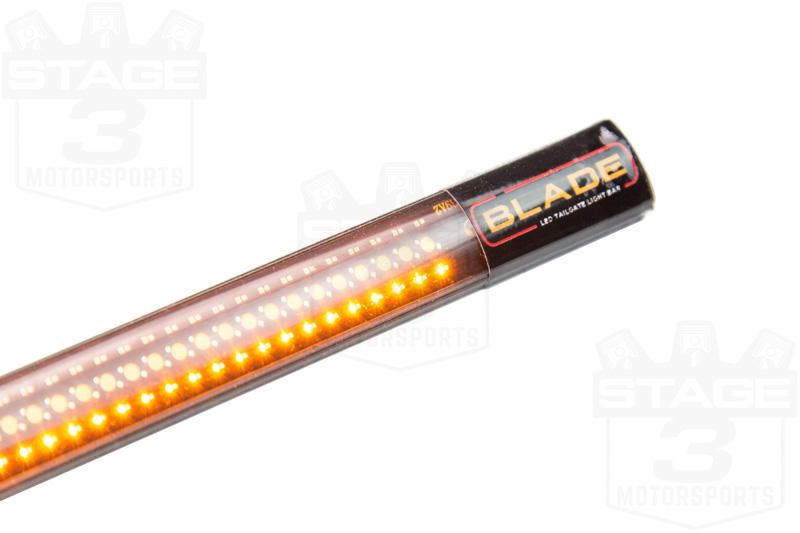 Putco 60 blade led tailgate light bar 91009 60 led tailgate light bar hover to zoom mozeypictures Choice Image