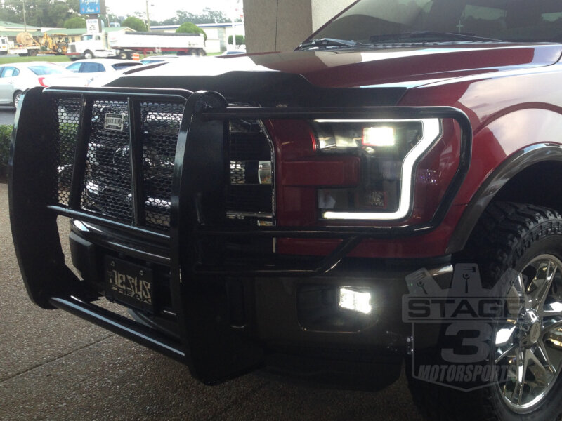 2016 F150 Fuse Box Location 27 Wiring Diagram Images 2005 Jeep Grand Cherokee Rapr 15led2015raptorretrofitledheadlightswithswitchbacks06 2015 2017 Raptor Retrofit Oem Led Replacement Headlights