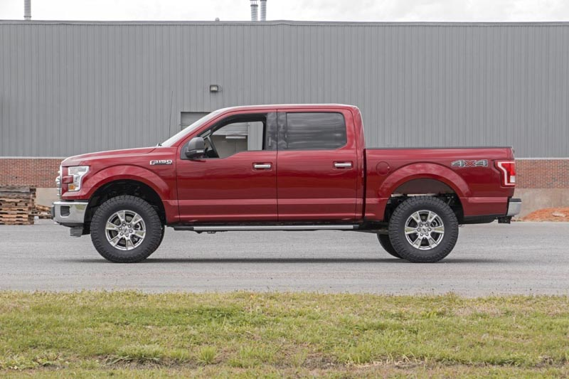 2015 2019 F150 Rough Country 2 Leveling Lift Kit 554 20