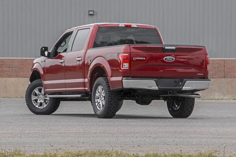 """2015-2019 F150 Rough Country 2"""" Leveling Lift Kit 569.20"""