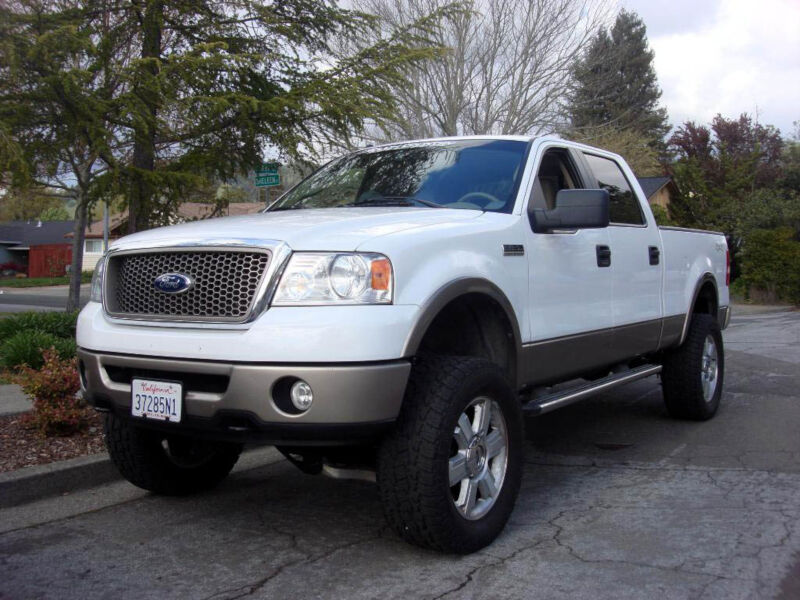 2004 2008 F150 4wd Rough Country 6 Quot Suspension Lift 576 20
