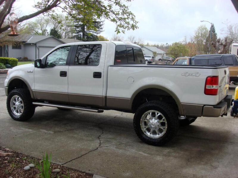 2004 2008 f150 4wd rough country 6 suspension lift