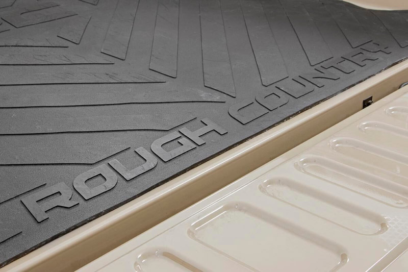 Roush Stage 3 >> 2019-2020 Ford Ranger Rough Country Rubber Bed Mat (5 Ft ...