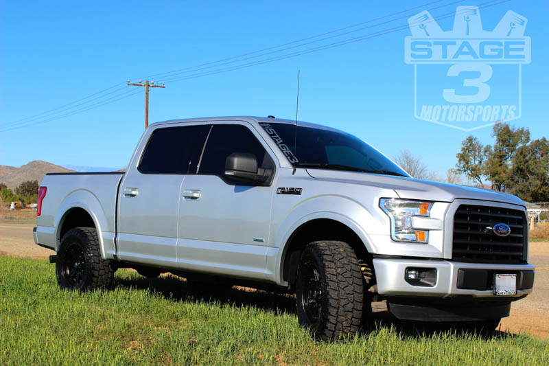 """2015-2019 F150 ReadyLift 2.25"""" Front Strut Extension Leveling Kit 66-2215"""