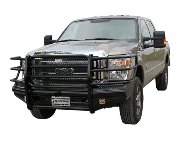 Ranch Hand Grill Guard >> 2011-2016 F250 & F350 Ranch Hand Legend Series Grille ...