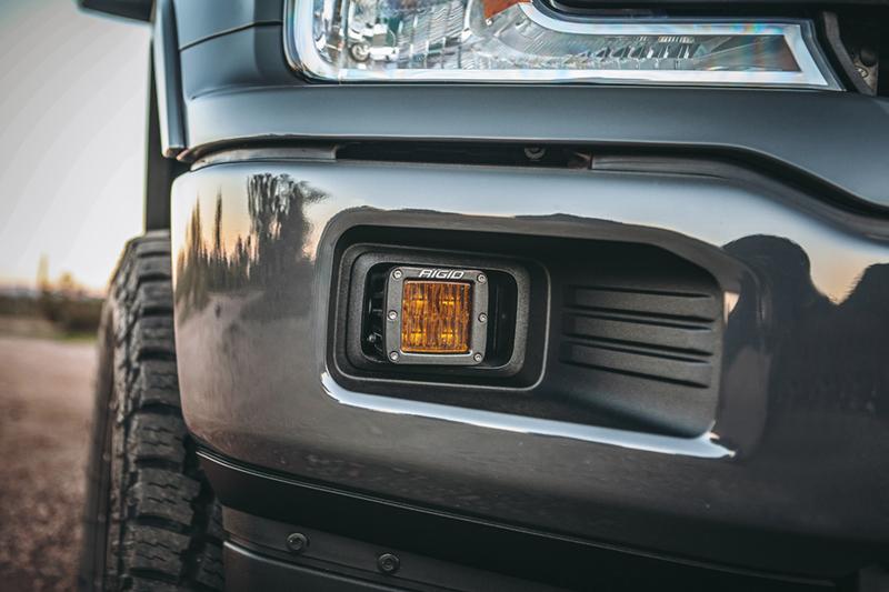 2015 Mustang Parts >> 2018-2020 F150 Rigid Industries Fog Light Mount for Rigid ...