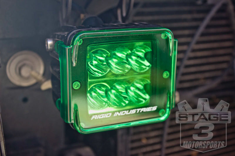 Roush Stage 3 >> Rigid Industries D-Series Light Covers 20191
