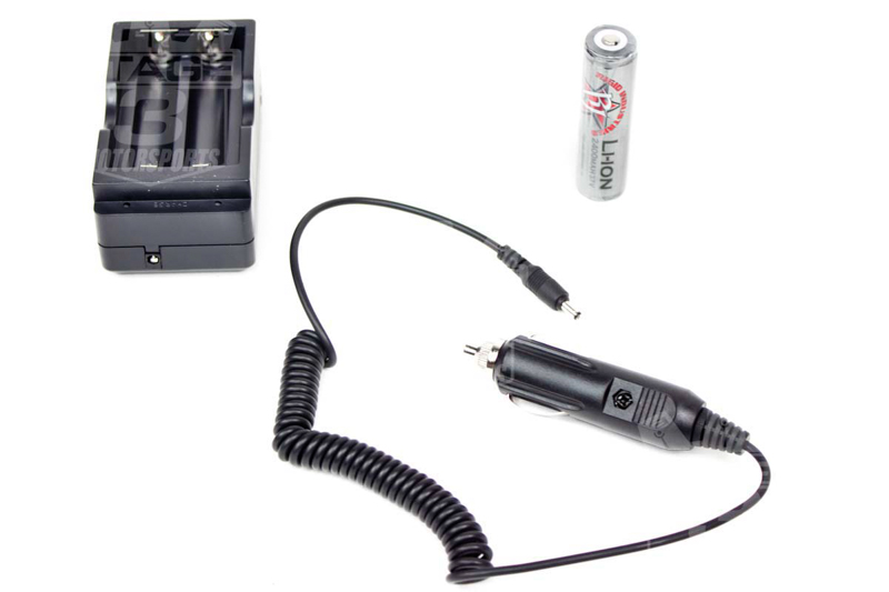 rigid industries halo 800 lumen led flashlight 30120