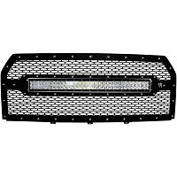 2015-2017 F150 Rigid Industries RDS-Series Off-Road LED Grille Kit