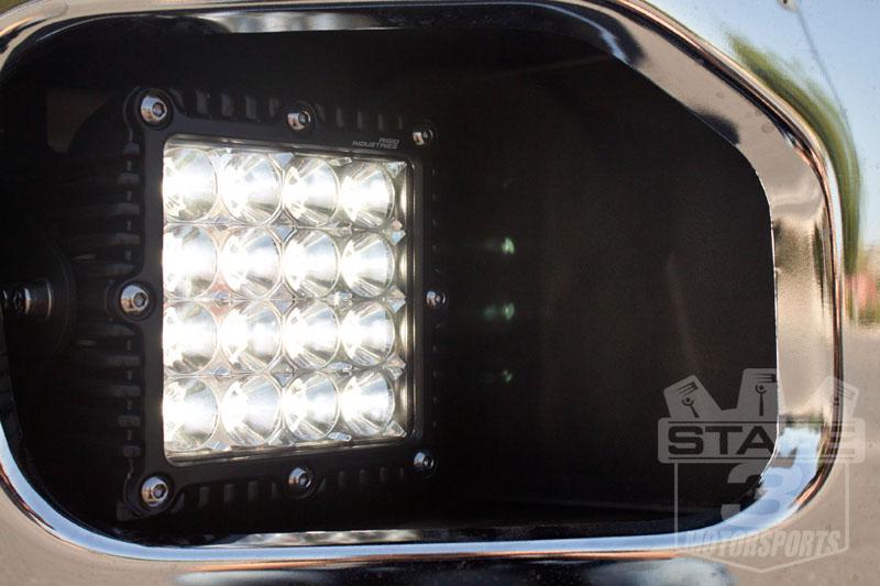 2011 2016 F250 F350 Lighting 2004 Ford F 250 Super Duty Light Bulbs Rigid Industries Q Series Led Lights