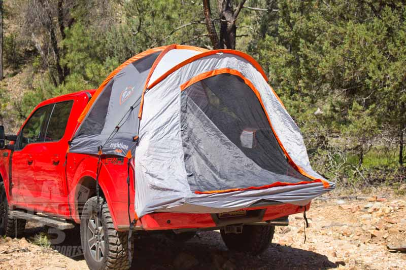 Stage 3's Rightline Gear Truck Tent