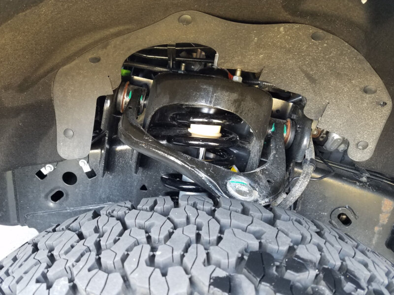 2015-2018 F150 4WD Rancho quickLIFT Loaded Leveling Kit ...