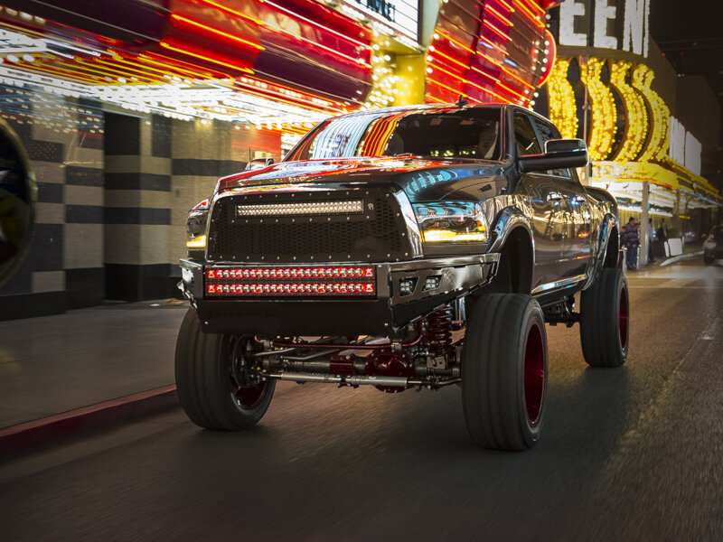 Rigid industries 30 radiance plus led light bar red back light hover to zoom aloadofball Image collections
