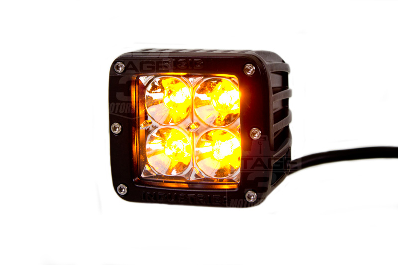 Rigid Industries Dually Pro Led Light Flood Single 201123