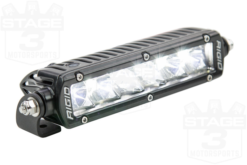 Rigid industries 6 sr series pro led light bar white flood 906113 sr series pro led light bar white flood hover to zoom aloadofball Images