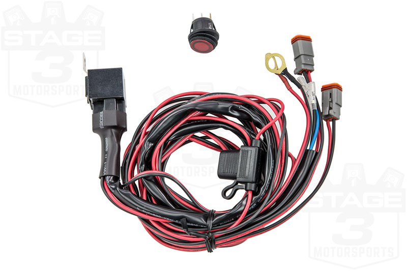 Rigid Industries Dually Pro Led Light Spot Pair 202213 Gibson Explorer Wiring Harness Tap To Expand