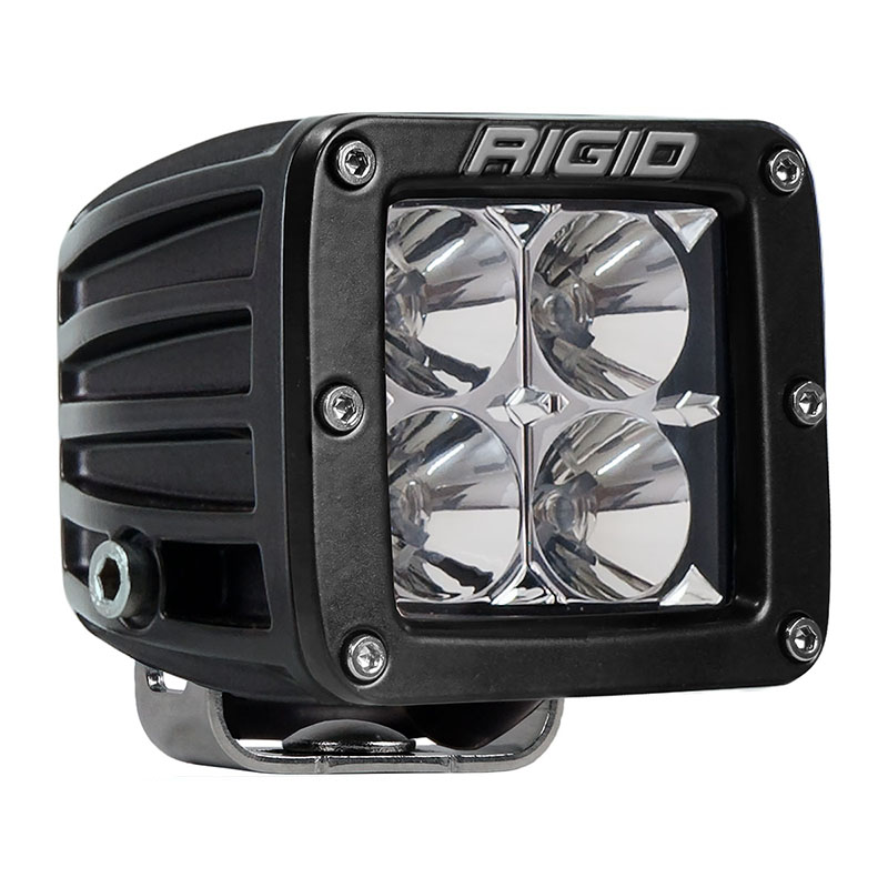 Rigid Dually Pro White Flood LED Light