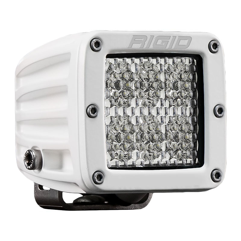 Rigid Marine Dually D2 Pro White Diffused LED Lights