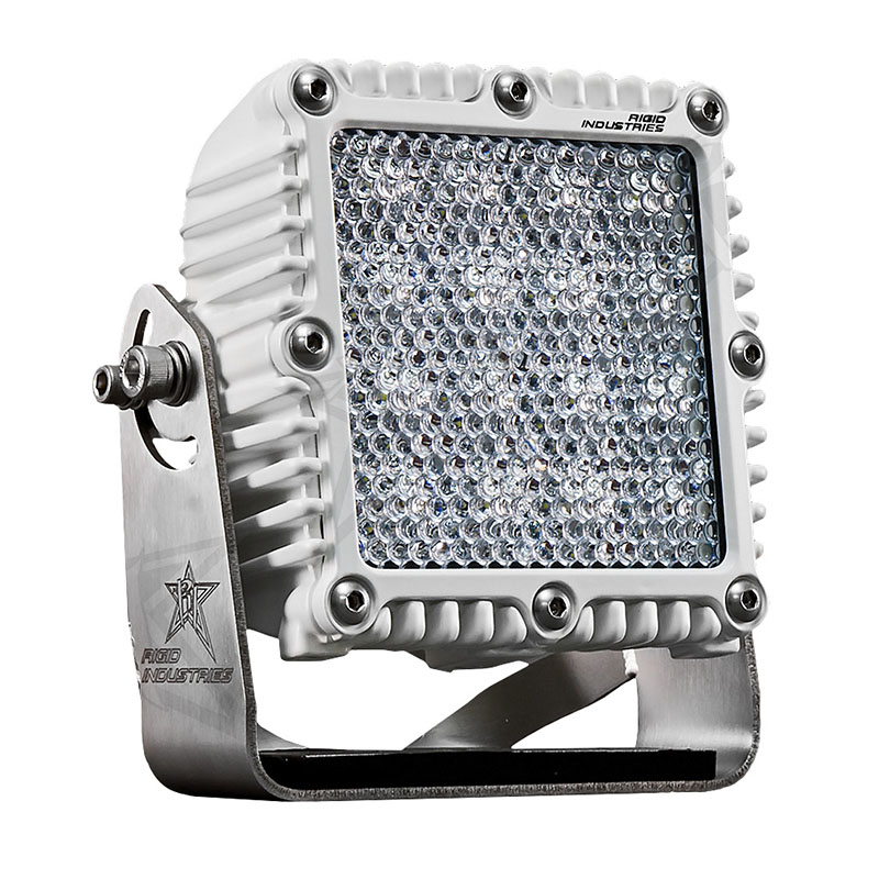 Rigid Marine Q-Series Pro White Hybrid Diffused LED Light