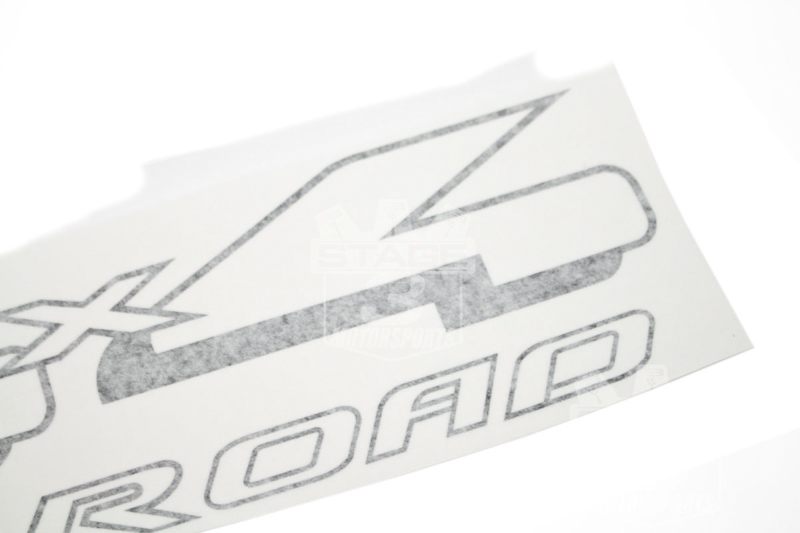 Officially licensed 1997 2008 f150 4x4 off road decals pair officially licensed 1997 2008 f150 4x4