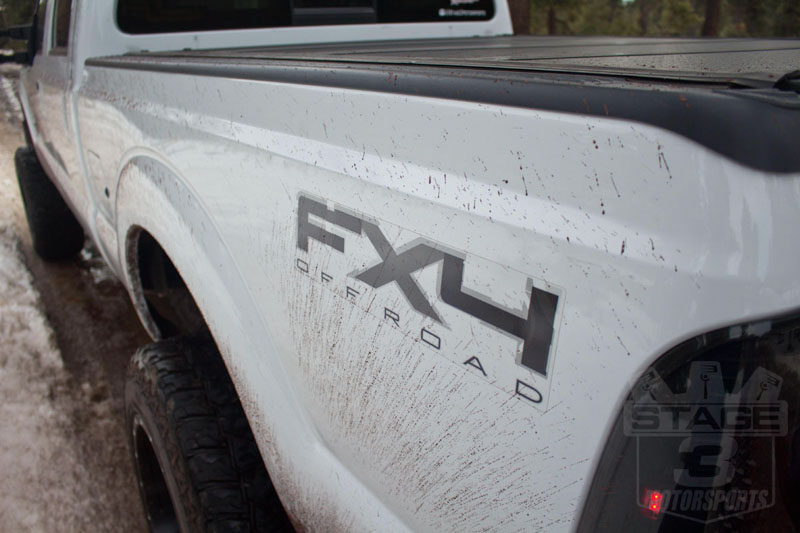 Officially Licensed 2009-2011 F150 FX4 Bed Side Decals ...