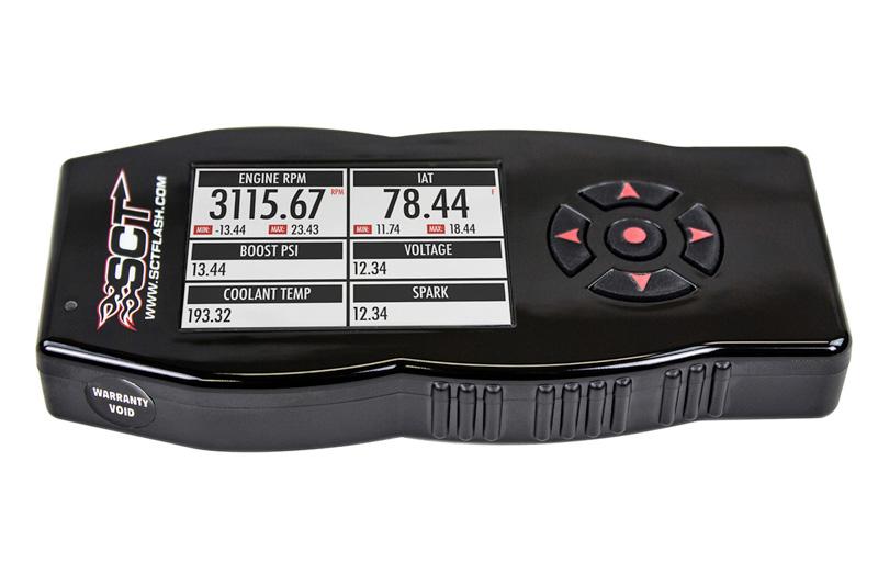 SCT X4 Handheld Tuner & Vehicle Programmer