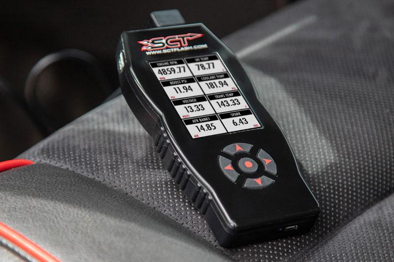 2010 2014 Svt Raptor 6 2l Sct X4 Tuner Amp 5 Star Custom