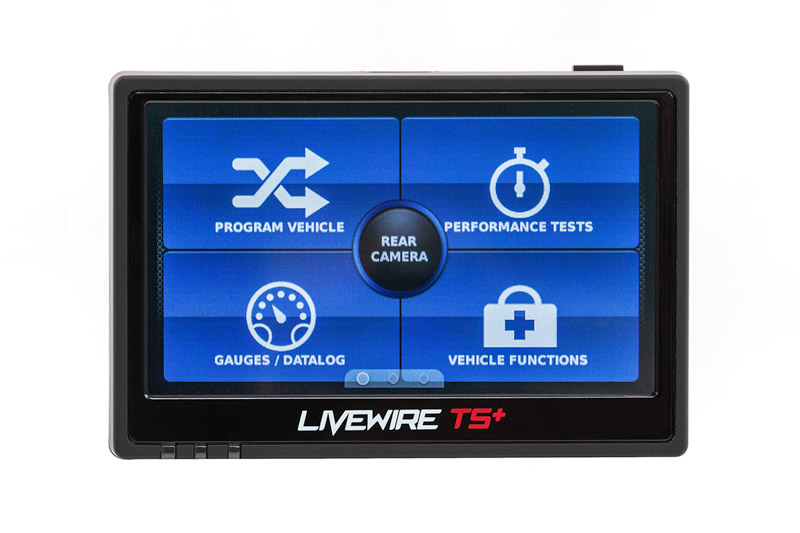 SCT Performance Livewire TS+ Tuner / Dashboard Monitor