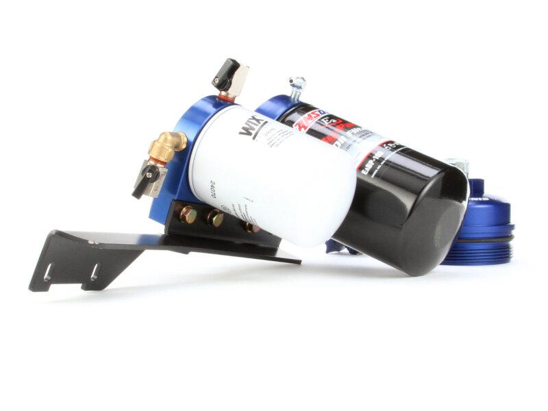 2003 2007 F250 F350 60l Sinister Diesel Oil Coolant Filtration 6 0 Fuel Filter System