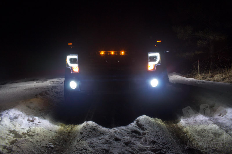 2009 2014 F150 Amp Raptor Spyder Projector Headlights W Drl