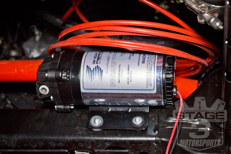 2015-2017 Mustang EcoBoost Snow Performance Stage 3 Water-Methanol Kit