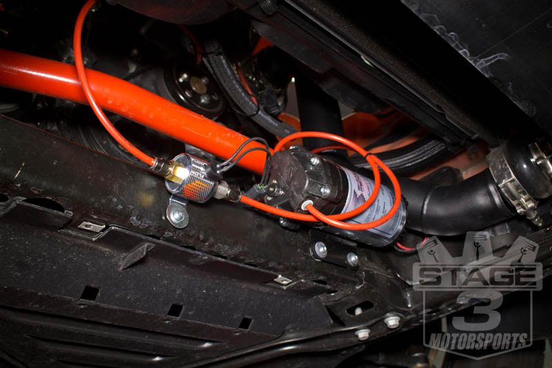 2015 2017 Mustang Ecoboost Snow Performance Stage 3 Water