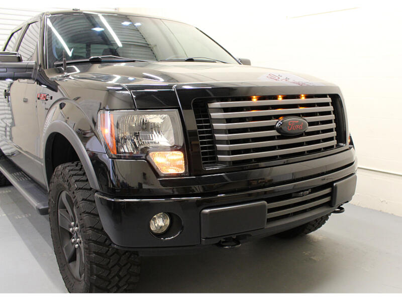 2015 Ford F150 Grill >> 2009-2014 F150 Starkey Products Raptor-Style Grille Light Kit 4430