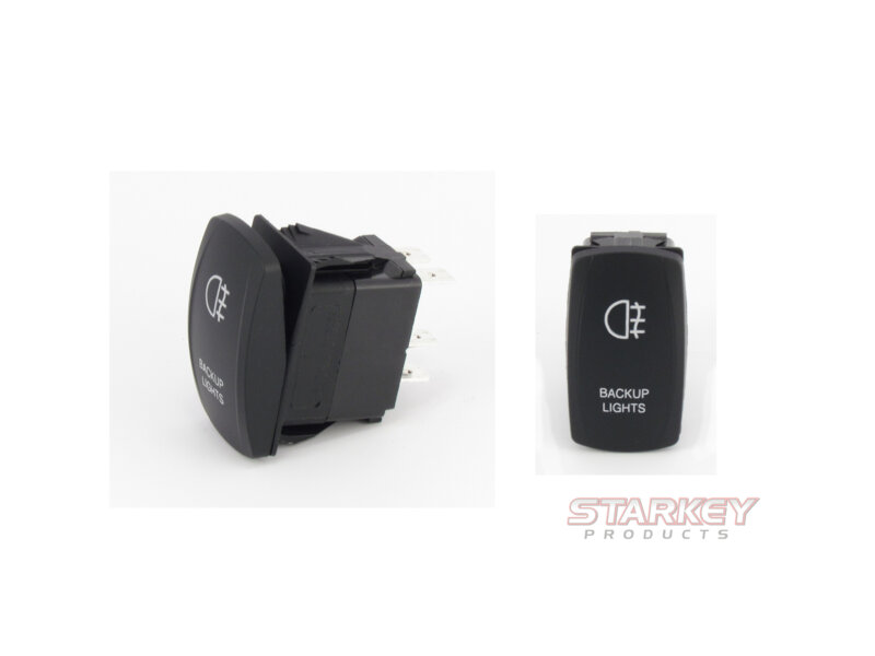 Starkey Products Backup Light Wiring And Switch 5051 2007 Ford Mustang Lights Tap To Expand